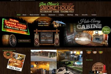 TheSmokeHouse.com - Motel, cabins, restaurant live music-Monteagle, TN
