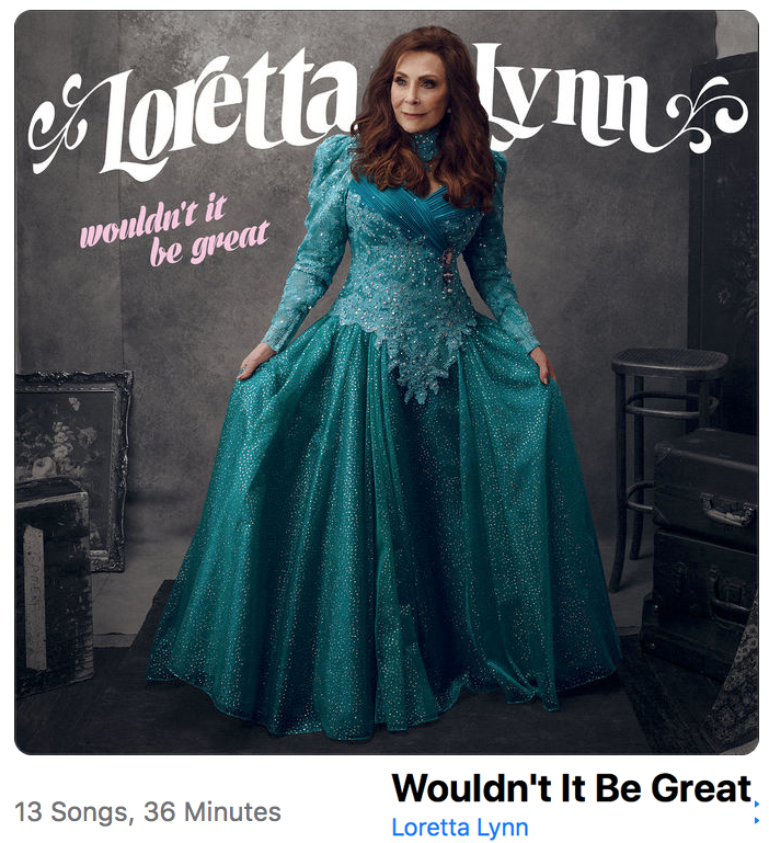 Loretta Lynn Queen Of Country